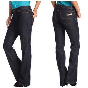 NWT Michael Michael Kors Sausalito Bootcut Jeans